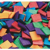 1 / Square Wood Mosaics Colourful little wooden squares are perfect for accenting any wooden or foam craft picture frames, door hangers, wooden trays and more. Use as a fun alternative to tile. per pack. Family Fun Night, Wooden Crosses, Wood Mosaic, Small Tiles, Fun Arts And Crafts, Crafts With Pictures, Wood Square, Foam Crafts, Geometric Designs