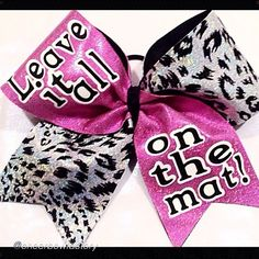 Cheer bow of the day. by @cheerbowfactory #cheerbow #cheerbows #beautiful #cheer #cheerleading #cheerleader #cheerleaders #allstarcheer #fabric#allstarcheerleading #cheerislife #bows #hairbow #hairbows #bling #hairaccessories #bigbows #bigbow #teambows #fabricbows #hairclips #sparkle #cheetah #leopard #grosgrainribbon #fashion #animalprints#ribbon #instacute#instacheer