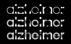 Rejane Dal Bello / Studio Dumbar, Dutch Alzheimer Foundation poster