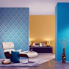 tapiz living interior papel puebla wonderwalls