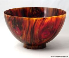 Norfolk Island Pine Bowl» this would definitely be in my kitchen somewhere