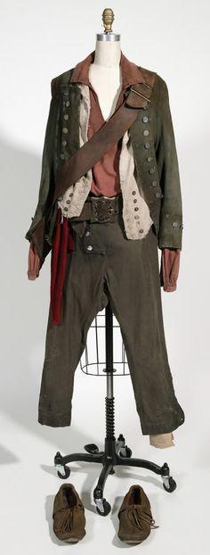 Pirate / Deckhand / Costuming