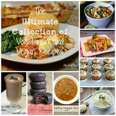 Looking for tasty vegetarian or vegan recipes? These recipes from some of the best bloggers will delight your taste buds!