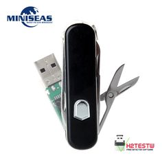 Miniseas New With Free H2textw Software Multitool Knife Model 8G 16G 32G 64G Real Capacity Pendrive Pen Drive Usb Flash Drive
