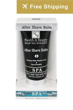 After Shave Balm – For Men