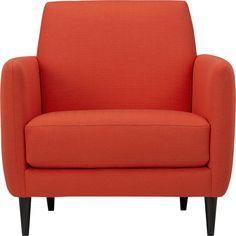 parlour atomic orange chair (2nd choice)