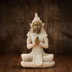 """Universe of goods - Buy """"Meditation Buddha Statue Sculptures Home Decor Ornaments Creative Gifts Southeast Asia decorative Small Religion Sculpture for only USD. Easy Meditation, Buddha Meditation, Small Buddha Statue, Buddha Statues, Sitting Buddha, Sculptures, Lion Sculpture, Buddha Zen, Shops"""