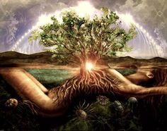 earth | Mother Earth | Goddess MECA