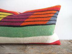 Pillow Cover Aztec Antique Kilim Tribal