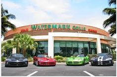 Watermark Grille in Naples, Florida. My FAVORITE restaurant!!
