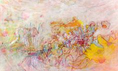 in Walking on Water'' - oil and resin on canvas - 28'' x 36''  - Lennon Michalski 2010 by lennon michalski, via Flickr
