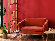 Quand on n'a pas la place d'accueillir un canapé XXL dans son salon ou lorsqu'on aimerait meubler la chambre d'amis sans l'encombrer, le petit canapé vient à la rescousse ! Qu'il soit...