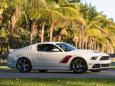 2014 Roush Mustang