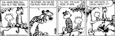 Calvin and Hobbes Comic Strip, June 13, 2016     on GoComics.com