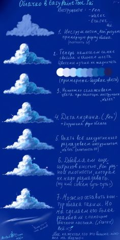 Cloud tutorial by AkubakaArts on deviantART