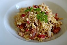 salát z bulguru Grains, Rice, Bulgur, Seeds, Laughter, Jim Rice, Korn