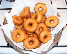 Gogosi Doughnut, Gem, Desserts, Food, Tailgate Desserts, Deserts, Essen, Jewels, Postres