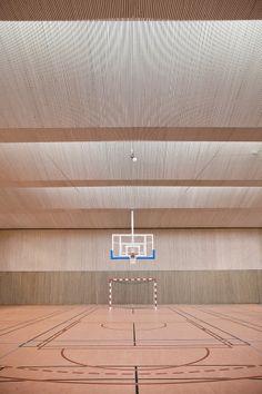 Pajol Sports Centre | Brisac Gonzalez Architects; Photo: Géraldine Andrieu/Hélène Robert | Archinect