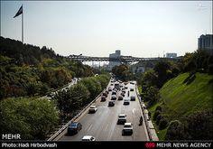 بالصور.. جسر الطبيعة في طهران.. همزة وصل بين الماء والنار.. والعشق المباح.. !