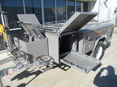 ENS Traveller Off Road Camper Trailer this is a one-stop have to have trailer for any spot  jdizz