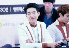 JS's smile