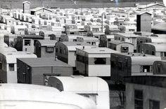 39 nostalgic pictures of Barry and Porthcawl in their wonderful heyday Caravan Pictures, British Holidays, Caravan Holiday, Nostalgic Pictures, Miss You Dad, British Seaside, Pony Rides, Vintage Caravans, Seaside Resort