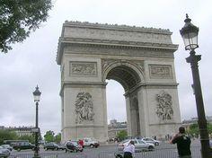 France 2007 - Paris Arch de Triumph