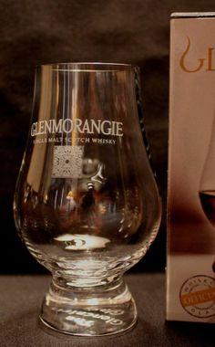 GLENMORANGIE GLENCAIRN SINGLE MALT SCOTCH WHISKY TASTING GLASS