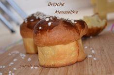 brioche mousseline brioche légère Brioche Kitchenaid, Bakery, Muffin, Breakfast, Pains, Croissants, Robot, Top, Cooking Food