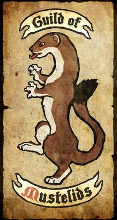 guild of weasels I need this in a Redwall RPG game.