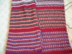 Learn Tunisian Crochet videos + Get Free eBook