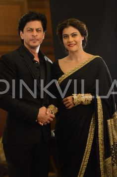 Awwdorable! These Pictures of SRK and Kajol Will Surely Make Your Day! | PINKVILLA