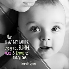 #ldsconf #ldsquote President Henry B Eyring #quote The promise that the Lord will give us words in the very moment we need them applies especially to testimony.