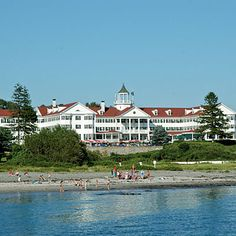 The Colony Hotel, Kennebunkport, Maine Coastalliving.com