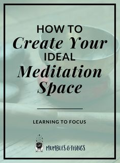 """Meditation is a great way to recharge your body and mind, boost clarity, and increase awareness. Newbies and seasoned practitioners alike will benefit from finding a """"sacred place"""" in the home to meditate. Meditation Benefits, Meditation Space, Healing Meditation, Guided Meditation, Meditation Symbols, Vipassana Meditation, List Of Affirmations, Too Much Stress, Meditation Techniques"""