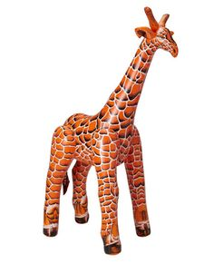 Inflatable Giraffe - 5 ft by Jet Creations - $42.95