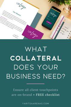 What Collateral Does Your Business Need? Presentation Templates, Header, Worksheets, Business Cards, Forget, Times, Group, Facebook, Website