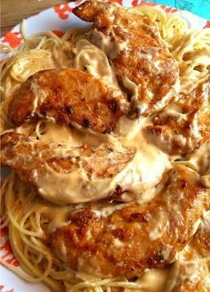 This is one of my best recipes! I love chicken as you all know, and this recipe is to die for! The sauce is crazy good. Check out how I make it. You'll Need: 1 lb of