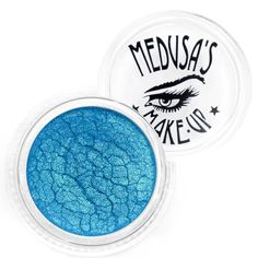 www.brokencherry.com #makeup #eyeshadow #turquoise #blue #mineral #looseeyeshadow #vegan #madeinUSA #crueltyfree  Eye Dust - New Wave  $7.00