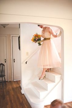 Retro 1950s Vow Renewal | Let us help you plan YOUR Vow Renewal www.PerfectDayWeddingPlanners.com