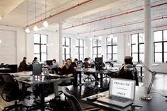 Projective Space is a community-centered coworking space for tech startups and entrepreneurs that choose to make their home in NYC. We're curating a growing family of mutually supportive businesses. Victoria Hagan, Startup Office, Building A Business, Thing 1, Co Working, Coworking Space, Best Relationship, Office Interiors, Interior Office