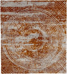 Yesod C Mohair Hand Knotted Tibetan Rug from the Tibetan Rugs 2 collection at Modern Area Rugs