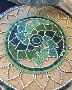 Mosaic Patterns, Beach Mat, Decorative Plates, Outdoor Blanket, Instagram, Stones, Patio, Table, Top