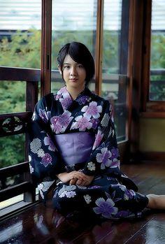 YUKATA Nanami Sakuraba