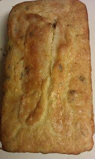 Homemade Helpings from the Heart: Lemon Cream Cheese Bread