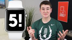 awesome Top 5 Reasons to Buy The Apple Watch! Check more at http://gadgetsnetworks.com/top-5-reasons-to-buy-the-apple-watch/