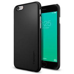 iPhone 6s Kılıf, Spigen Thin Fit Ultra İnce - Black