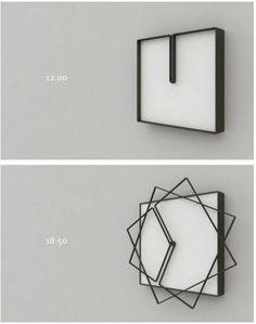 It's amazing clock!_ Tododesign ;-)