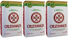 Cruz De Malta Yerba Mate 3 Pack 3kg-(6.6lbs) by Cruz de Malta -- Awesome products selected by Anna Churchill