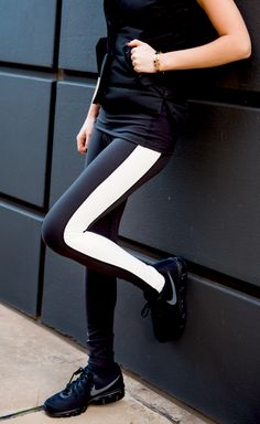 a10495e036 @krystalschlegel in kate spade new york x beyond yoga activewear. Cute  Workout Outfits,